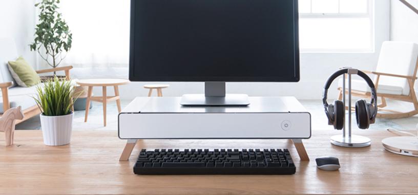 Cryorig recurre a Kickstarter para financiar Taku, una caja de PC y soporte de monitor