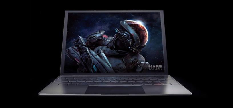 Nvidia anuncia el diseño Max-Q de portátiles de 18 mm y 2.25 kg con la GTX 1080