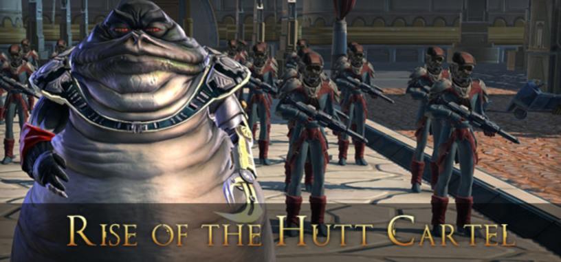 Star Wars: The Old Republic tendrá su primera expansión en primavera: Rise of the Hutt Cartel