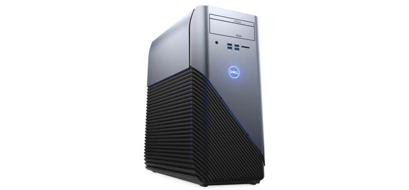 Dell presenta nuevo sobremesa Inspiron para juegos con procesadores Ryzen de AMD