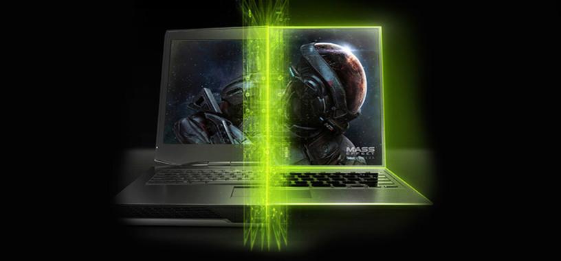 Rendimiento de las GeForce GTX Max-Q de Nvidia para portátiles 'gaming' delgados