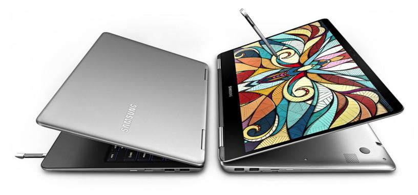 Samsung anuncia su nuevo y potente convertible Notebook 9 pro, con una Radeon 540