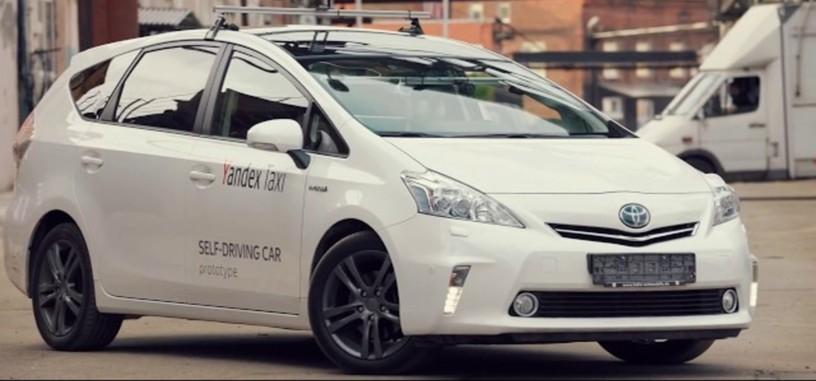 La compañía rusa Yandex muestra su prototipo de vehículo autónomo