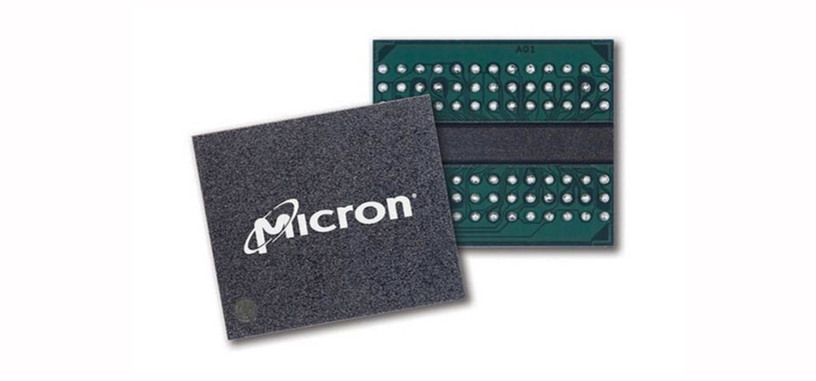 Micron expande la producción de memoria DDR4 basada en su proceso de 1z nm