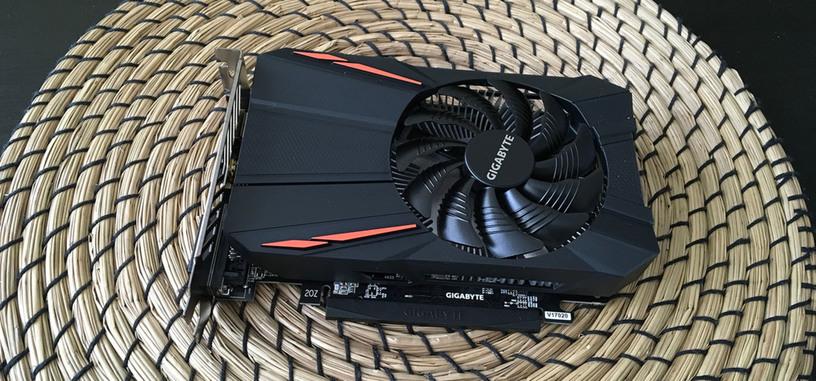 Análisis: Radeon RX 550 D5 2G de Gigabyte