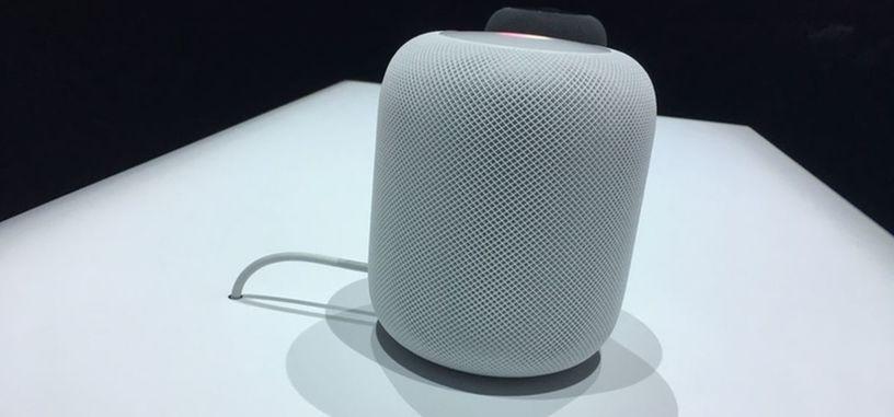 Apple inicia las reservas de HomePod, se pone a la venta el 9 de febrero