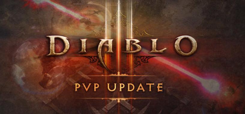Blizzard anuncia que finalmente no habrá PVP organizado en Diablo 3