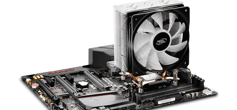 Deepcool presenta la refrigeración Gammaxx GT con iluminación RGB