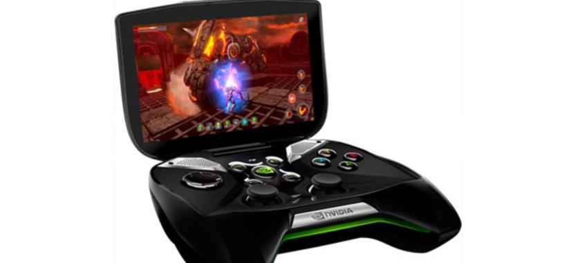 Nvidia anuncia su consola portátil, Project Shied, sistema Android con procesador Tegra 4 de 72 núcleos gráficos