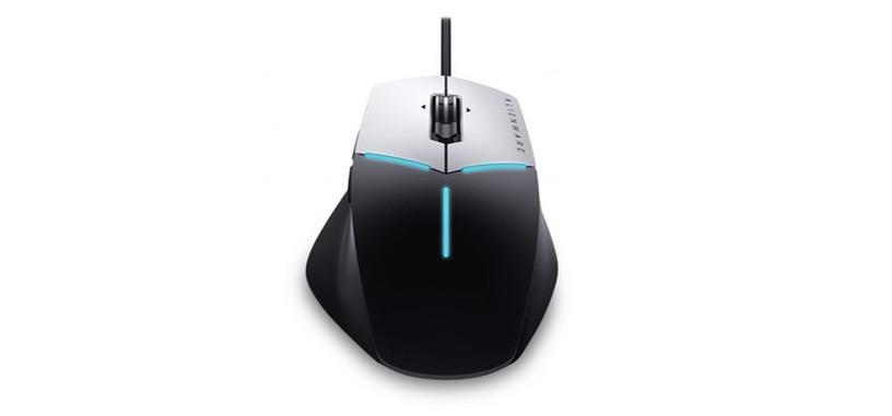 Dell se mete en la fabricación de ratones y teclados para juegos