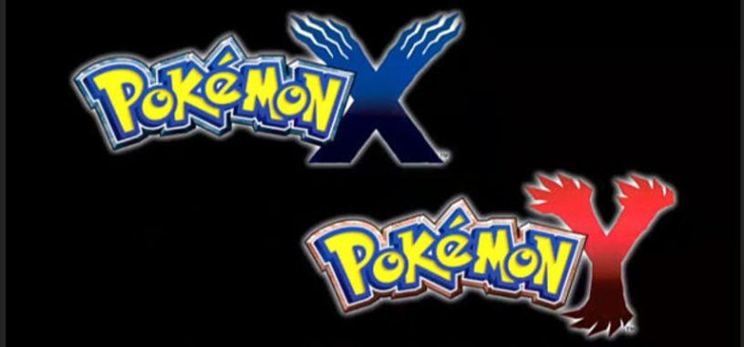 Desvelados Pokémon X y Pokémon Y para Nintendo 3DS