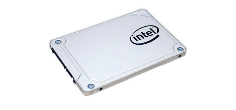 Intel presenta la serie 545s de SSD con memoria 3D NAND de 64 capas