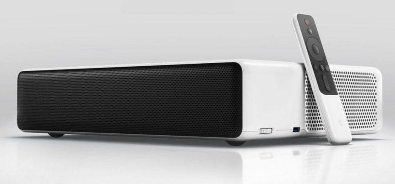 Xiaomi presenta el proyector Mi Laser, hasta 150 pulgadas para tener el cine en casa