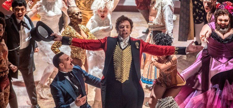 Hugh Jackman se pasa al mayor espectáculo del mundo en el tráiler de 'The Greatest Showman'