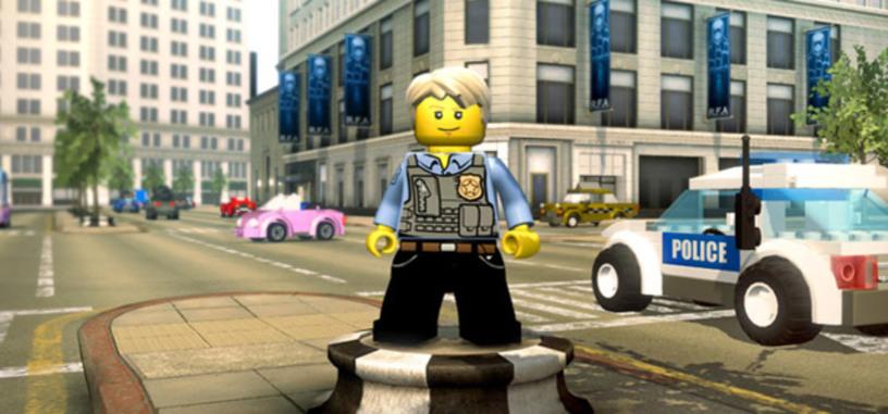 Lego City: Undercover para Wii U recibe un tráiler bastante entretenido