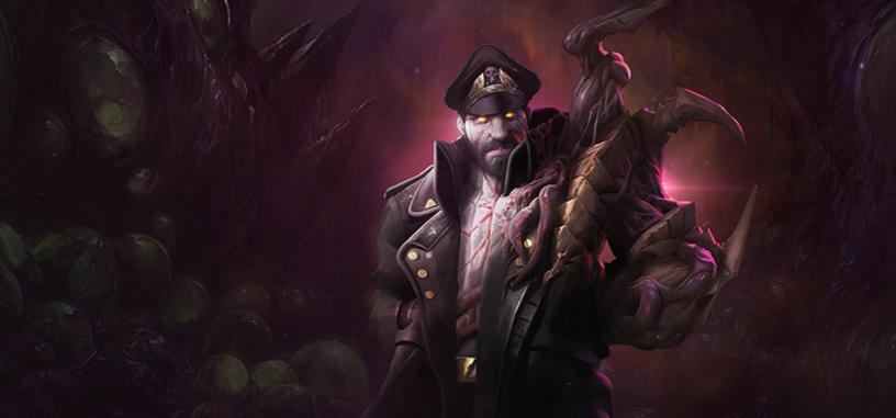 Stukov llegará próximamente como nuevo héroe de 'Heroes of the Storm'