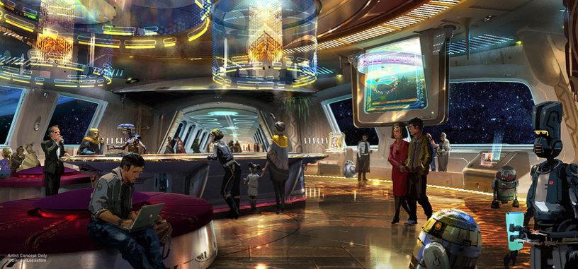 Disney abrirá un hotel temático de Star Wars donde cada huésped tendrá un rol a interpretar