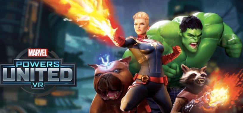 Marvel lleva los superhéroes a la realidad virtual con 'Powers United VR'