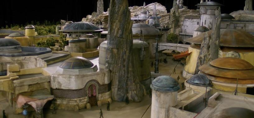 Las atracciones de Star Wars abrirán sus puertas en 2019 en los parques de Disney