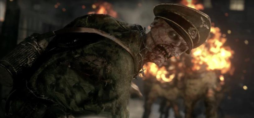 Nazis zombis en el tráiler del modo pesadilla de 'Call of Duty: WWII'