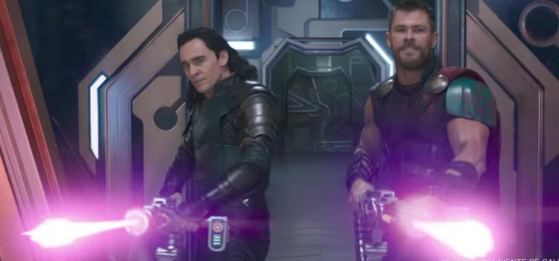 Thor recluta un nuevo equipo en el segundo tráiler de 'Thor: Raganarok'