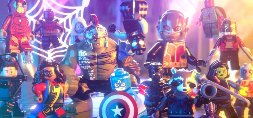 Kang el Conquistador se alza en el nuevo tráiler de 'LEGO Marvel Super Heroes 2'