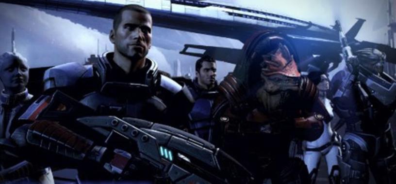 Tráiler del DLC de Mass Effect 3: Ciudadela, que se pone el 5 de marzo a la venta