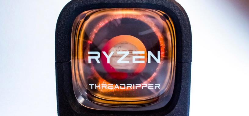 AMD pone a la venta el Ryzen Threadripper 1900X de 549 $ y los Ryzen Pro