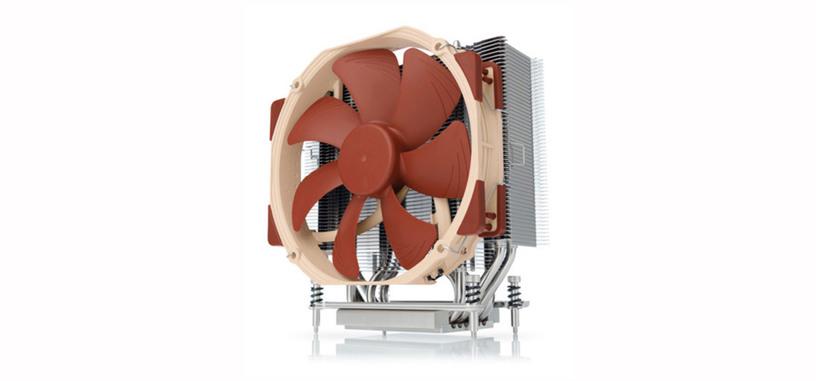 Noctua anuncia nueva refrigeración para placas base de procesadores Threadripper y EPYC