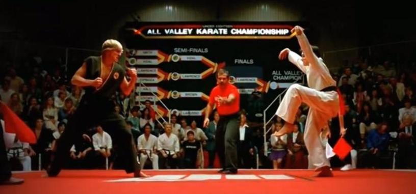 Algunas rivalidades nunca mueren en el primer avance de 'Cobra Kai', la continuación de 'Karate Kid'