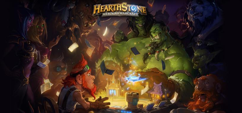 HearthStone ya está disponible en España para tabletas Android