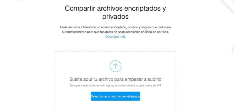 Mozilla presenta Sender, un servicio sencillo para compartir archivos a través del navegador