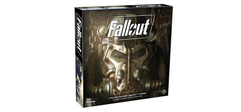 'Fallout' tendrá un juego de mesa para explorar el yermo junto a tres amigos