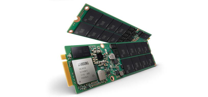 Samsung presenta nuevas soluciones V-NAND de mayor tamaño y velocidad