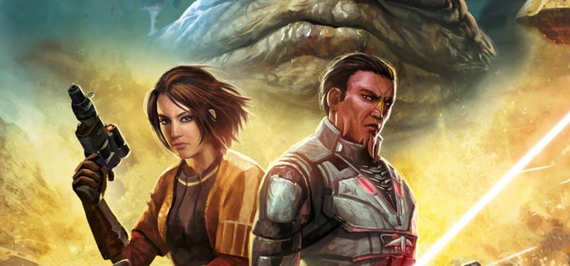 La primera expansión de Star Wars: The Old Republic ya está disponible