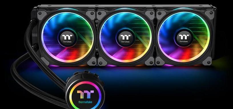 Thermaltake presenta la refrigeración líquida Floe Riing RGB TT Premium