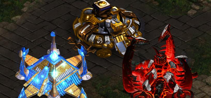 Blizzard celebra el 20.º aniversario de 'StarCraft' con regalos para sus franquicias