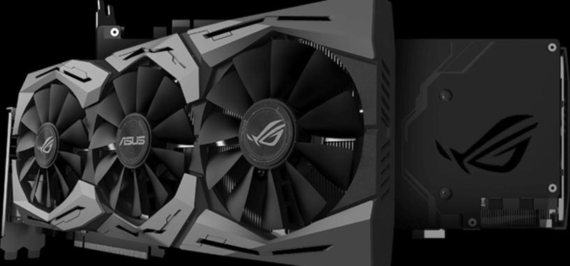ASUS anuncia las frecuencias de funcionamiento de la RX Vega 64 ROG Strix OC
