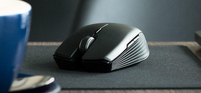 Razer presenta el ratón Atheris de tipo Bluetooth para llevarlo a cualquier parte