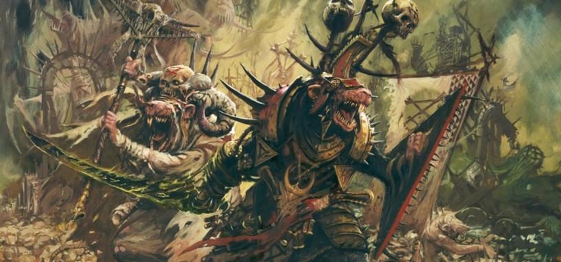 Las ratas roerán el viejo y nuevo mundo en 'Total War: Warhammer 2'
