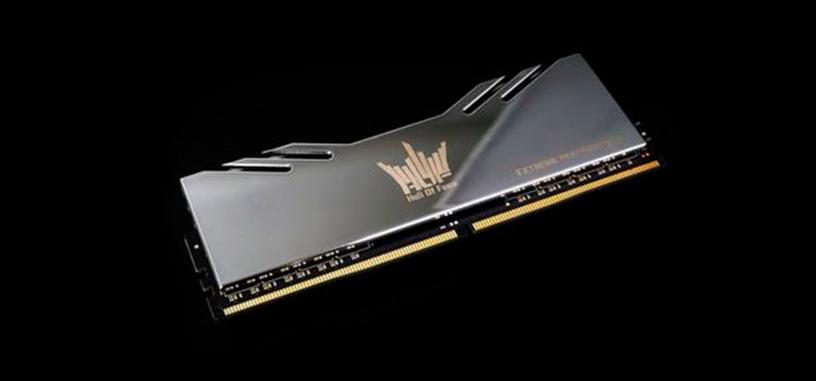 GALAX pone a la venta su memoria HOF Extreme, DDR4 a 4133 MHz edición limitada