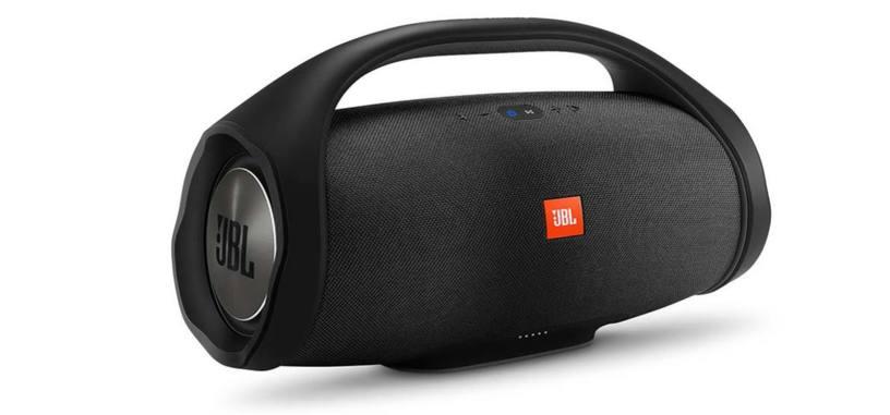 JBL prepara un altavoz Bluetooth a prueba de agua con batería para 24 horas