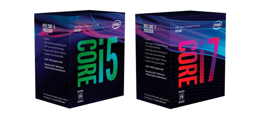 Intel confirma los procesadores Coffee Lake para otoño con Core i5 e i7 de seis núcleos