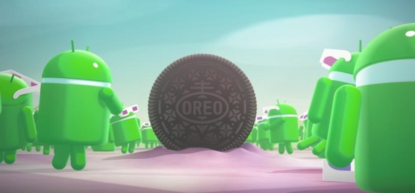 La adopción de Android 8.0 Oreo crece lentamente a la espera de móviles que lo usen