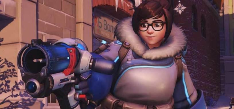 Blizzard presenta un corto animado de 'Overwatch' centrado en Mei
