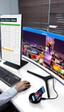 Samsung presenta los monitores CH89, CH80 y SH85 con USB tipo C