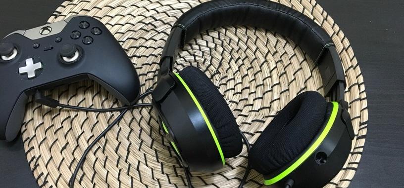 Análisis: XO Three de Turtle Beach, auriculares con sonido envolvente económicos