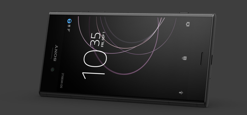 Sony presenta el Xperia XZ1 con cuerpo de aluminio, Snapdragon 835 y Android 8.0 Oreo