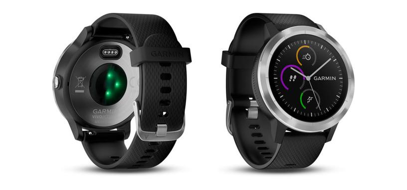 El nuevo reloj deportivo vívoactive 3 permite pagar mediante Garmin Pay