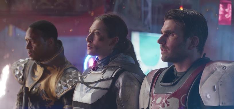 Este tráiler de imagen real de 'Destiny 2' te prepara para la llegada del juego